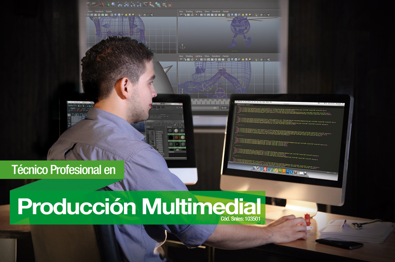 Producción Multimedial