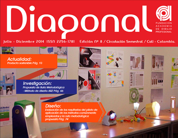 Revista Diagonal 08