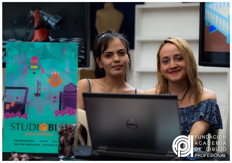 Feria Emprendimiento T. P. en Producción Multimedial IP2018