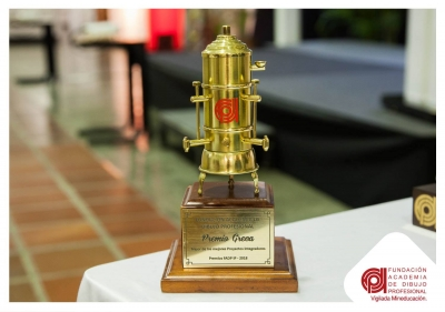 Premios Greca IIP 2018